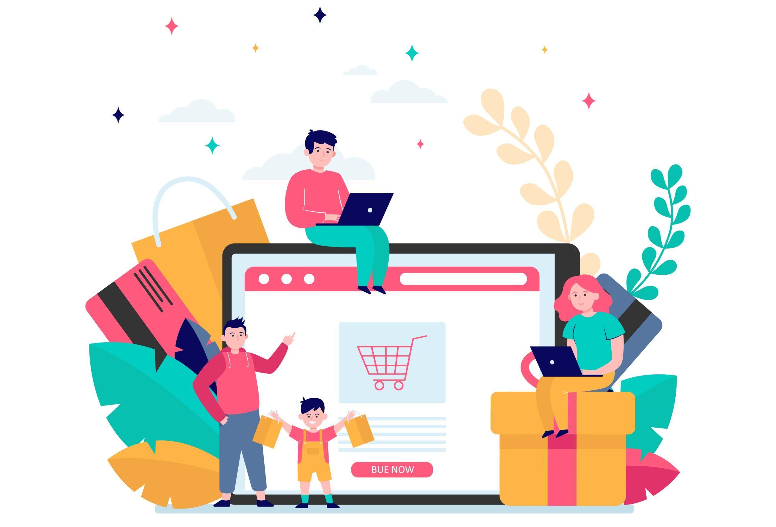 15 قابلیت بسیارمهم برای افزایش فروش فروشگاههای اینترنتی